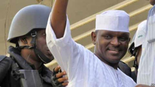 Hamza Al Mustapha [Photo Credit: Newspeakonline]