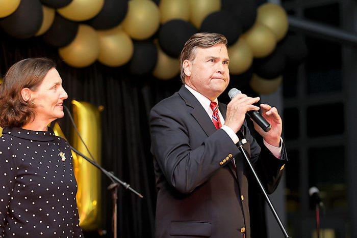 Ambassador W. Stuart Symington and his wife Susan