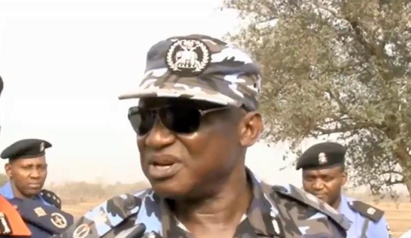 Police Commissioner, Bashir Makama [Photo: Channels TV]