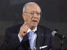 Tunisian President, Beji Caid Essebsi [Photo: Printemps arabe - Le Monde]