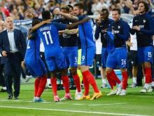 French team celebrating victory [Photo: Time of India]