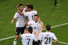Germany zoom into final in style [Photo: mirror.co.uk]