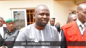 Herman Hembe [Photo Credit: The Whistler]