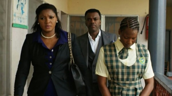Omotola in a scene of Alter Ego