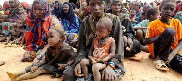 FILE: Mali Refugees [Photo Credit: Guardian Nigeria]