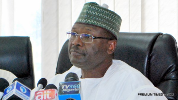 PIC.19. INEC PRESENTS CERTIFICATE OF REGISTRATION TO FIVE NEW POLITICAL PARTIES IN ABUJA