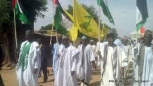 Shiites Protest in Kaduna