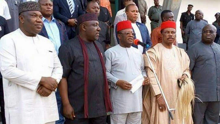 Image result for south east governors pic