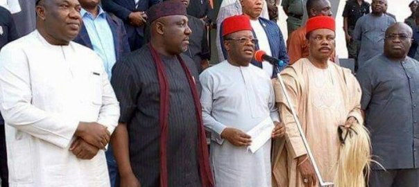 South-East Governors [Photo: twitter.com]