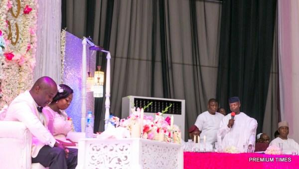 Chief Bisi Akande Daughter's Wedding