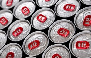 Pictures of cans of energy drinks [Photo: Men's health]