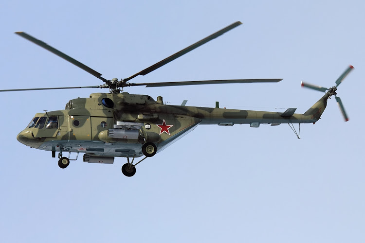 Four killed in Sudanese military helicopter crash
