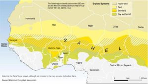 Sahel [Photo Credit: World Bank]