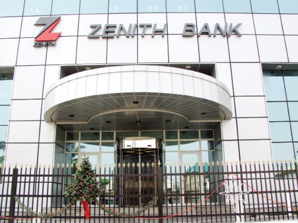 Zenith Bank [Photo Credit: Logbaby.com]