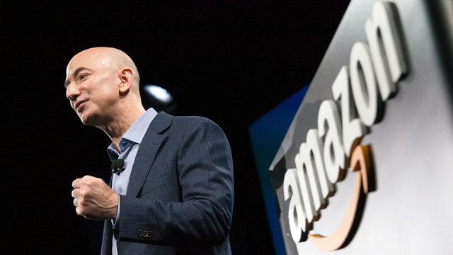 Amazon founder CEO Jeff [Photo: Local News 8]