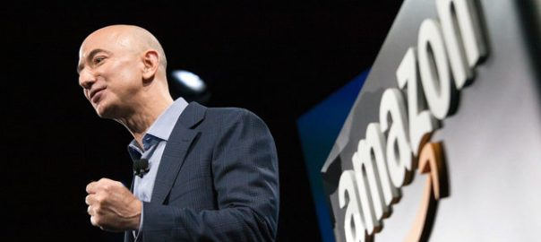 Amazon founder CEO Jeff [Photo: Local News 8]