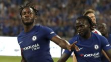 Victor Moses shines as Chelsea whip Arsenal in Beijing [Photo: NBC Sports]