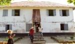 First storey building in Nigeria