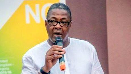 Director-General of NTDC, Folarin Coker