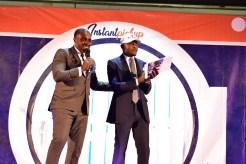 Frank Edoho, Host and Ubi Franklin, CEO Instant Pickup