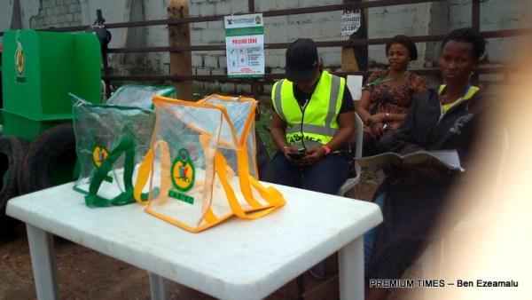 Lagos Council Polls