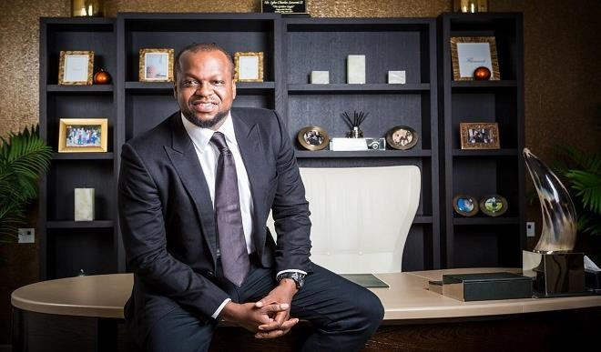 Igho Sanomi - CEO and founder of Taleveras Group [Photo: Vanguard]