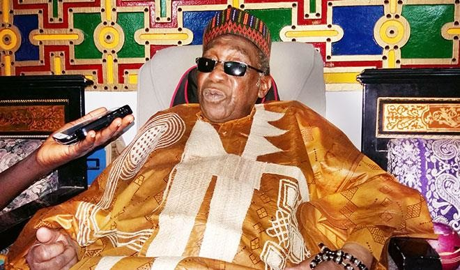 Maitama Sule [Photo Credit: Daily Trust]
