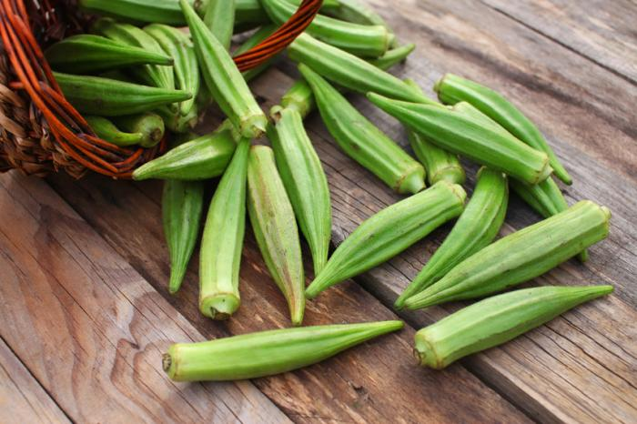 Okra [Photo credit: Medical News Today]