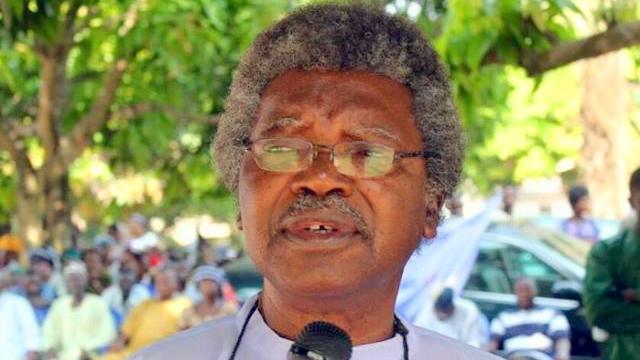 Paul Unongo