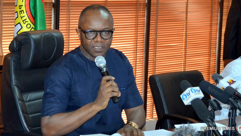 Minister of State for Petroleum Resources, Ibe Kachikwu