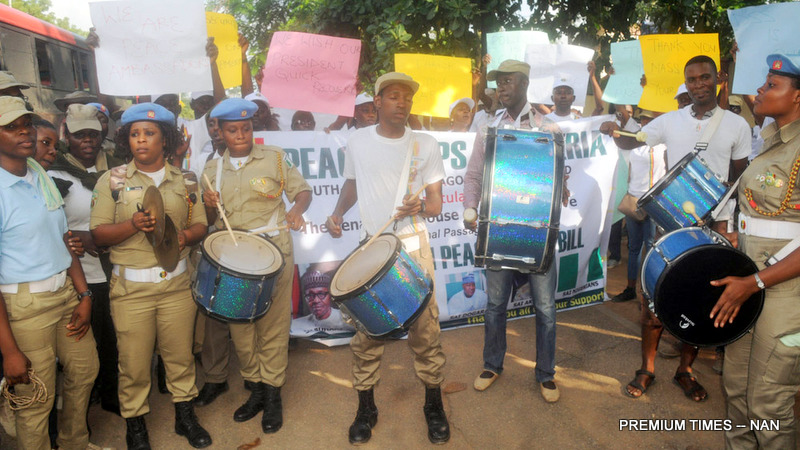 Why Buhari has not signed Peace Corps Bill - Premium Times Nigeria