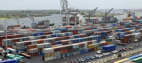 Customs port [Photo: The Guardian Nigeria]