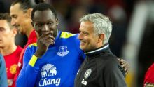 Romelu Lukaku and Jose Mourinho [Photo: The Sun]