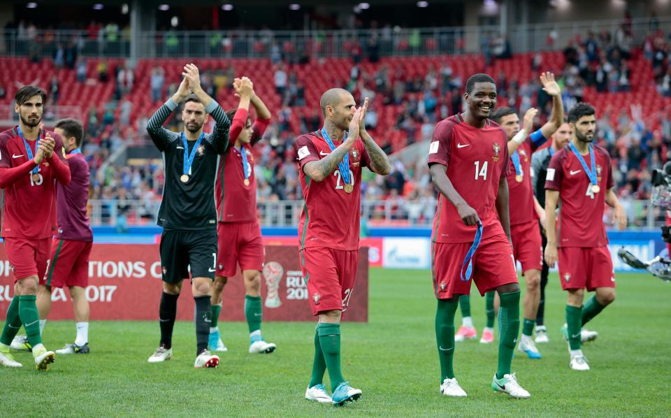 Portugal Beat Mexico in Match for Third Place in FIFA Confederations Cup