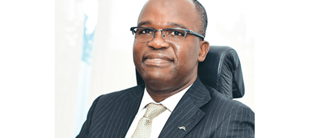 Tokunbo Abiru, MD Polaris Bank Plc.