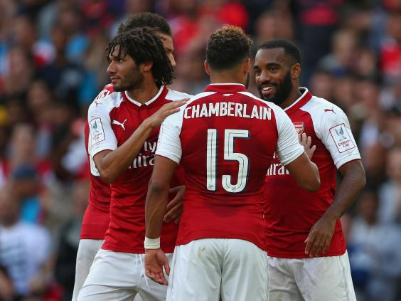 Arsenal win Emirates Cup despite lesser wins than Sevilla