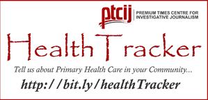 Health Tracker advert