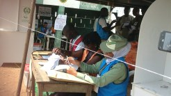 Voting ends at Olorunsogno unit, ward 10 Egbedore LG