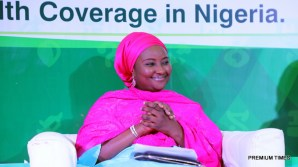 Her excellency Dr. Zainab Shinkafa Bagudu, Wife of the Executive Governor of Kebbi State, founder Medicaid Cancer Foundation & CEO Medicaid Radiodiagnostics.