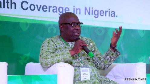 Mr. Dapo Olorunyomi, Publisher/CEO, Premium Times.