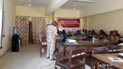 Mr. Dapo Olorunyomi and UNIJOS Campus Journalists