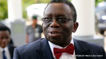 Health Minister, Dr. Isaac Adewole