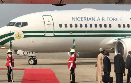 Buhari returns