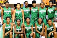 Nigeria's Senior Women Basketball team, D'Tigress. [Photo credit: Complete Sports Nigeria]