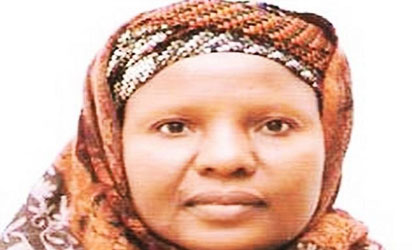 Acting SGF, Habibat Lawal [Photo: Vanguard]