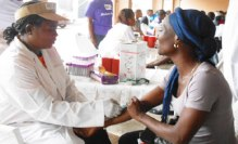 Hepatitis screening centre [Vanguard News]