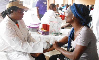 Hepatitis screening centre [Vanguard News]