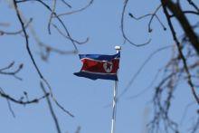 North Korean flag [Photo: The Star Online]