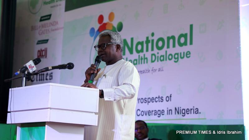 Director, Voice of Nigeria, Osita Okechukwu