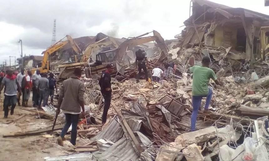 Owerri market demolition [Photo: Naij.com]